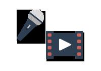 イメージ 動画・音源制作
